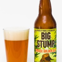 Dead Frog Brewery - Big Stump Spruce Golden Ale