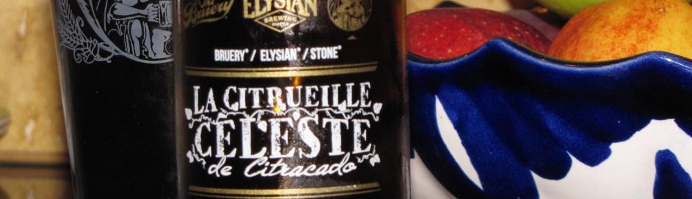 Stone Collaboration - La Citrueille, Celeste de Citracado