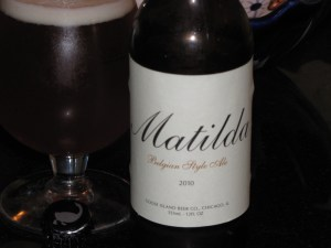 Goose Island - Matilda - Belgian Style Ale