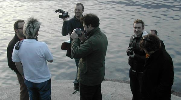 videobloggers take over Bellagio