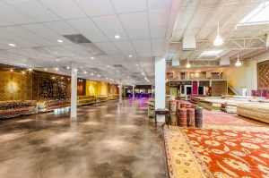benham rugs - persian rugs show room
