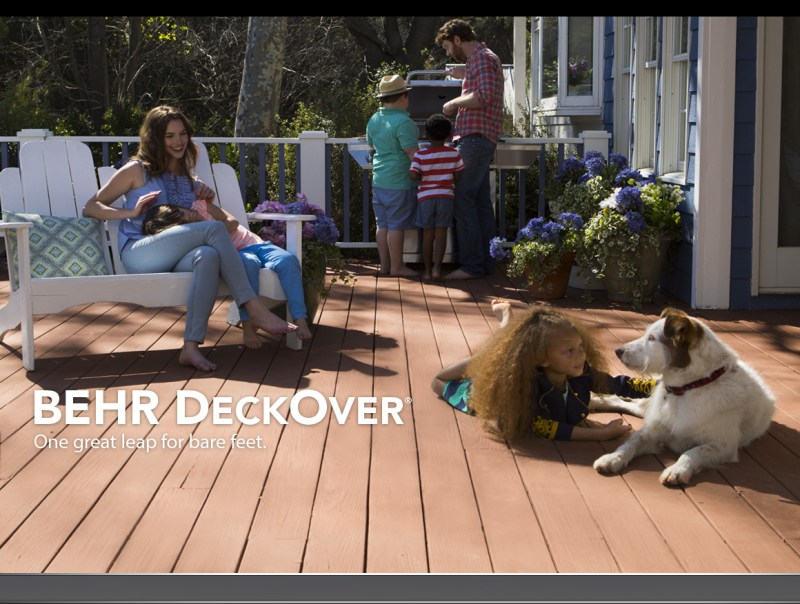 Large Of Behr Deck Over