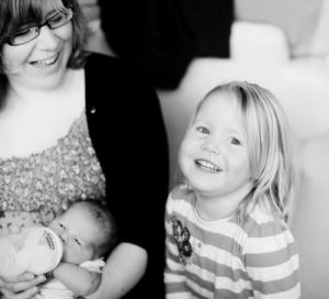 The inspiration behind my parenting hacks! Image courtesy of Cocoon Photography