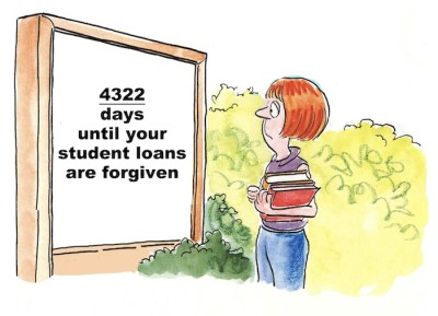 The Ugly Truth about Federal Student Loan Forgiveness Programs - www.beingmelody.com