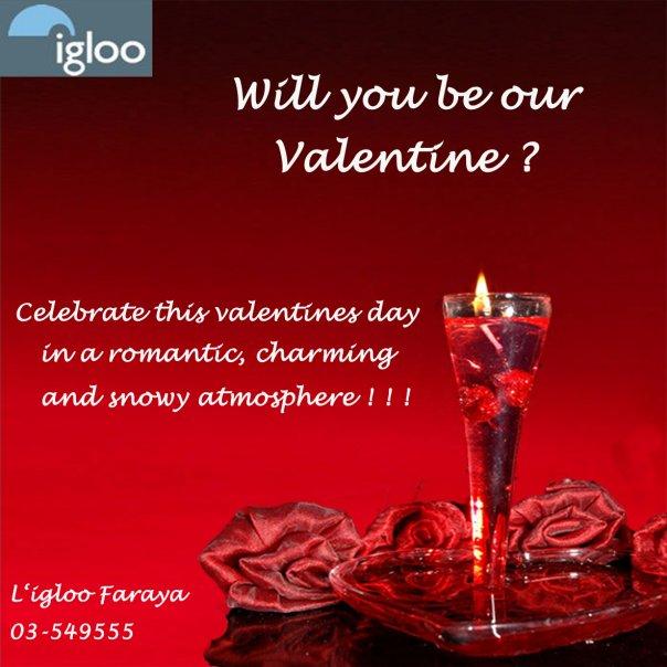 Valentine @ Igloo