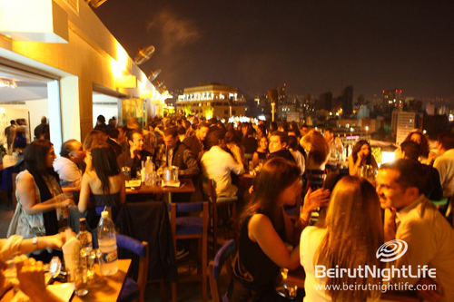 Le Capitole- Beirut Opening