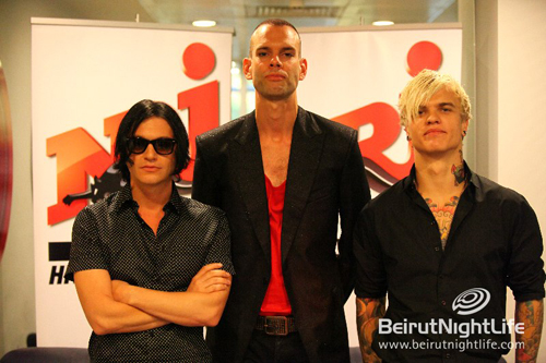 """Placebo: """"It will be an energetic performance"""""""