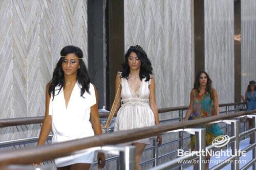Birdcage Fashion Show