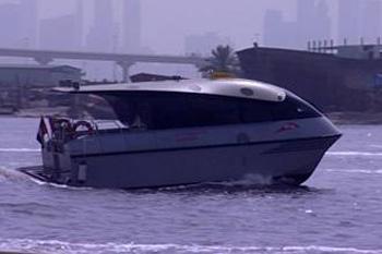 Dubai Launch Water Taxi