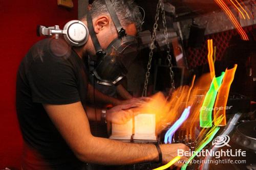 MEGADEAF and DJ PANIC at the Basement
