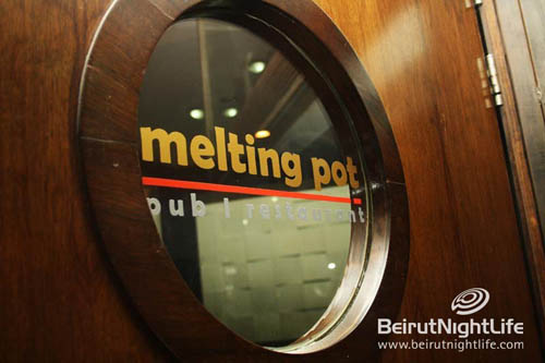Summer in Lebanon: Melting Pot Gemmayzeh