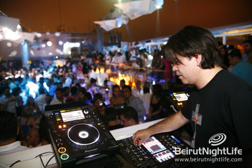 Paul Oakenfold at White