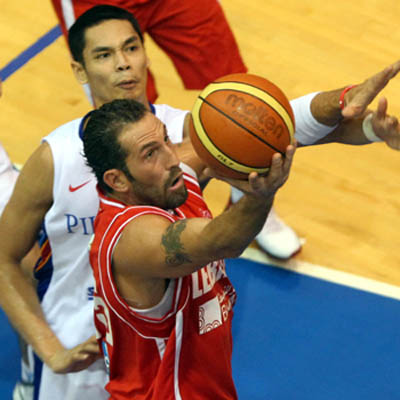 Lebanon a 'Japan' away from Stankovic Basketball Cup 2010 title