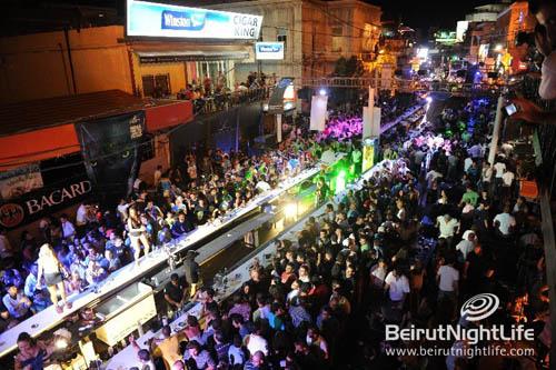 Open-Air Sensation on the Streets of Batroun