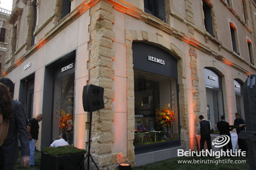 Hermès opens its first store in Lebanon