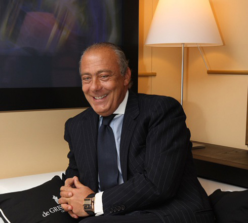 "Prominent Lebanese: Fawaz Gruosi ""King of Black Diamond"""