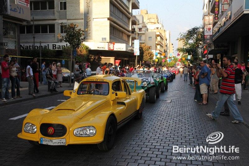 Hamra Streets Festival Kicks off