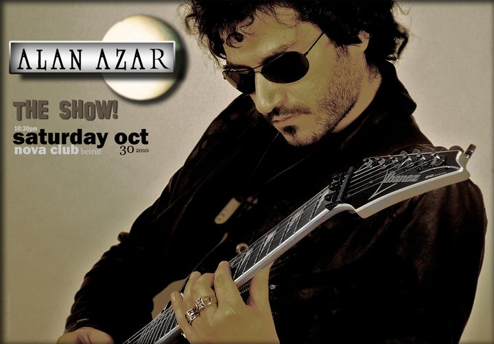 Alan Azar – The Show!