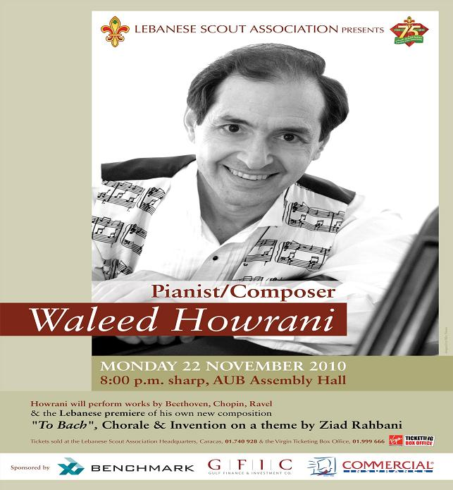 Waleed Howrani At AUB