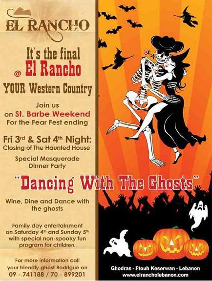Western Ste Barbe Week End At El Rancho