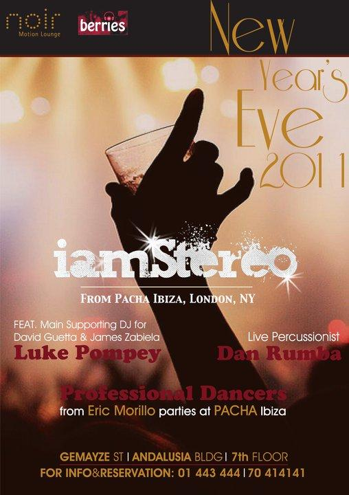 New Year's Eve From Pacha London And Ibiza To Noir Beirut