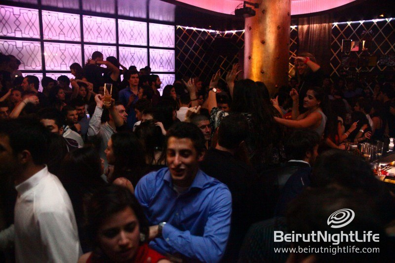 Beirut Spring Fever with BSB at Maison Blanche