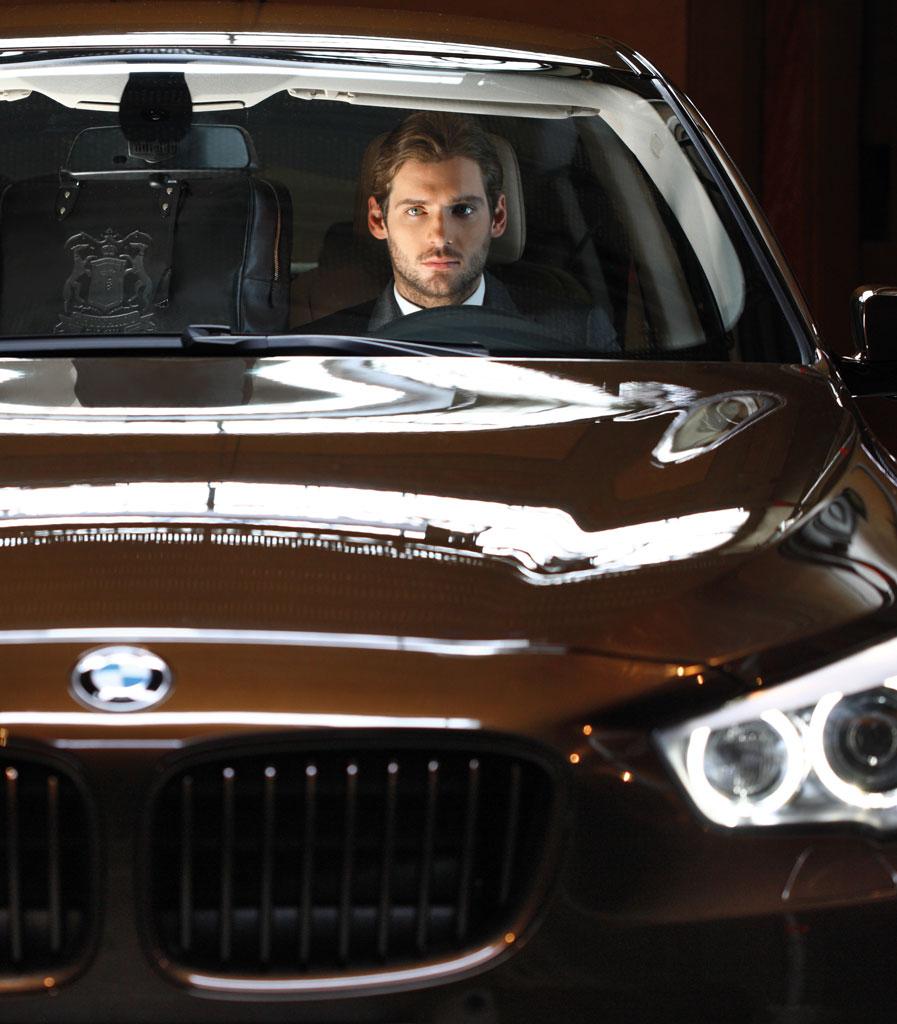 Trussardi BMW 5 Series
