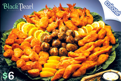 Hot Deal: Black Pearl Delicious Combo
