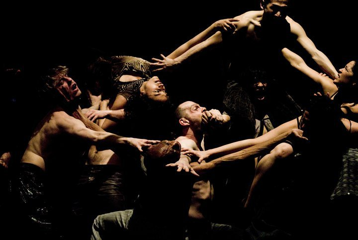 Babel A Contemporary Dance Performance At Beiteddine Festival