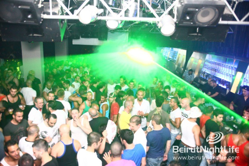 Ghost Bar Beirut official Circuit Festival Pre Party
