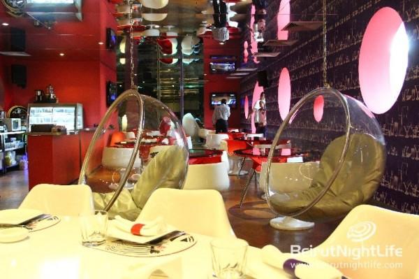 Shou: Asian-Italian Fusion in a Retro Avant-Garde Hookah Lounge