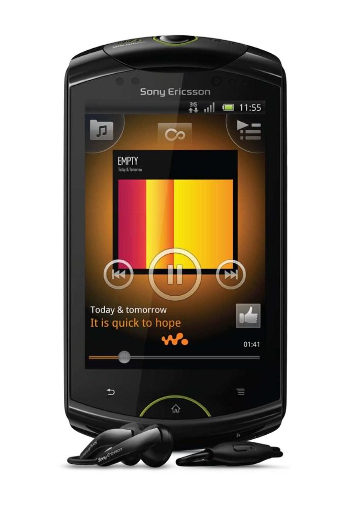 Sony Ericsson: Live With Walkman