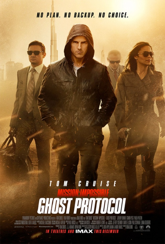 Sneak Peak Screening of Mission Impossible: Ghost Protocol