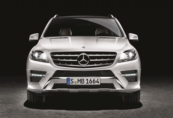 The All New Mercedes-Benz M-Class 2013 Now in Lebanon