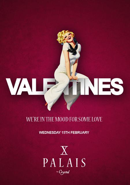 Valentine At Palais