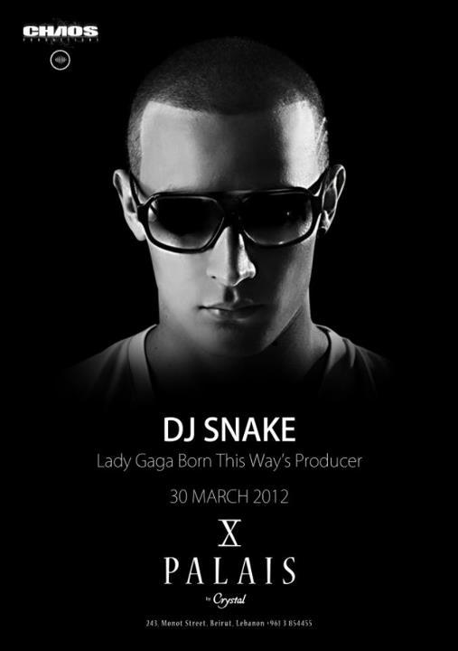 Dj Snake Live At Palais