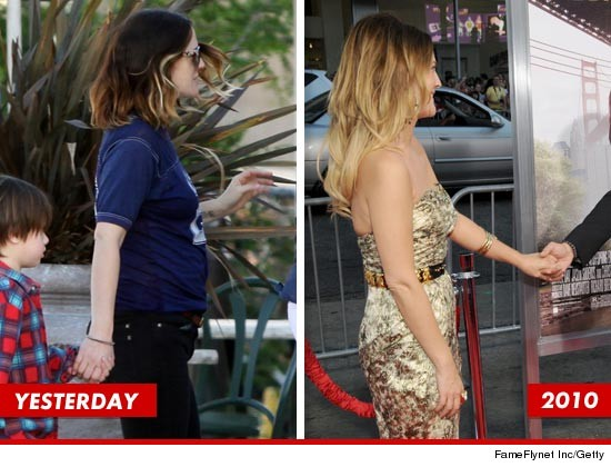 Is Drew Barrymore Pregnant?