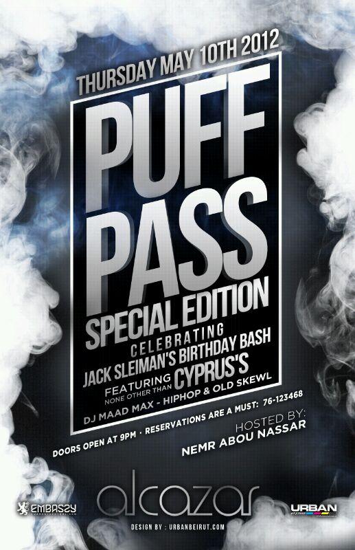 Puff Pass Live At Alcazar