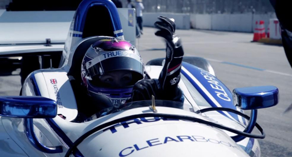 TrueCar Proudly Puts Women in the Race Car Driving Seat