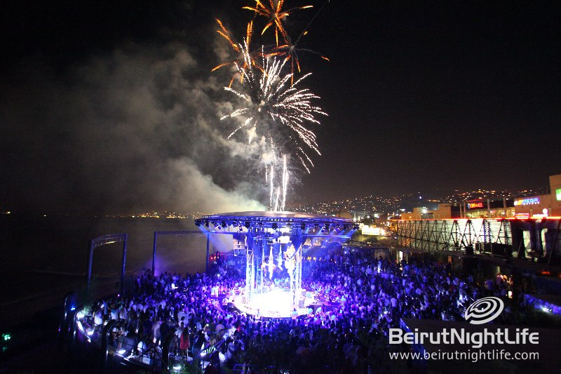 Rooftops in Lebanon: Clubbing in the Skies