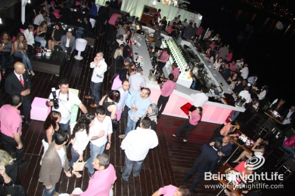 Square Re-Opening: Mövenpick's Trendy Outdoor Bar and Lounge