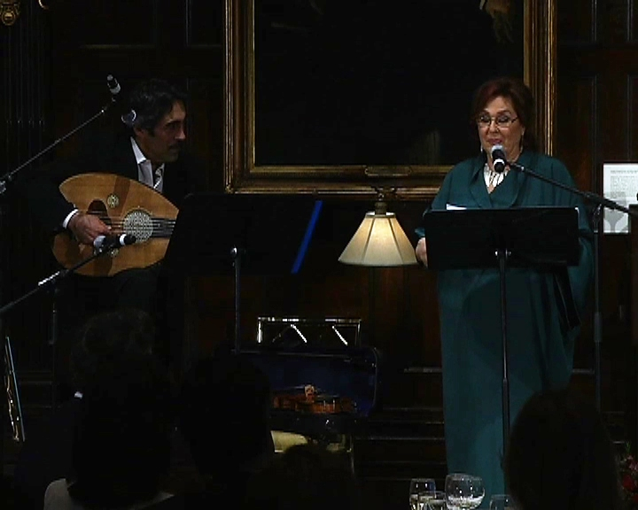 Nidal Al Achkar and Simon Shaheen Dazzle their New York Audience in an Evening of Poetry and Music