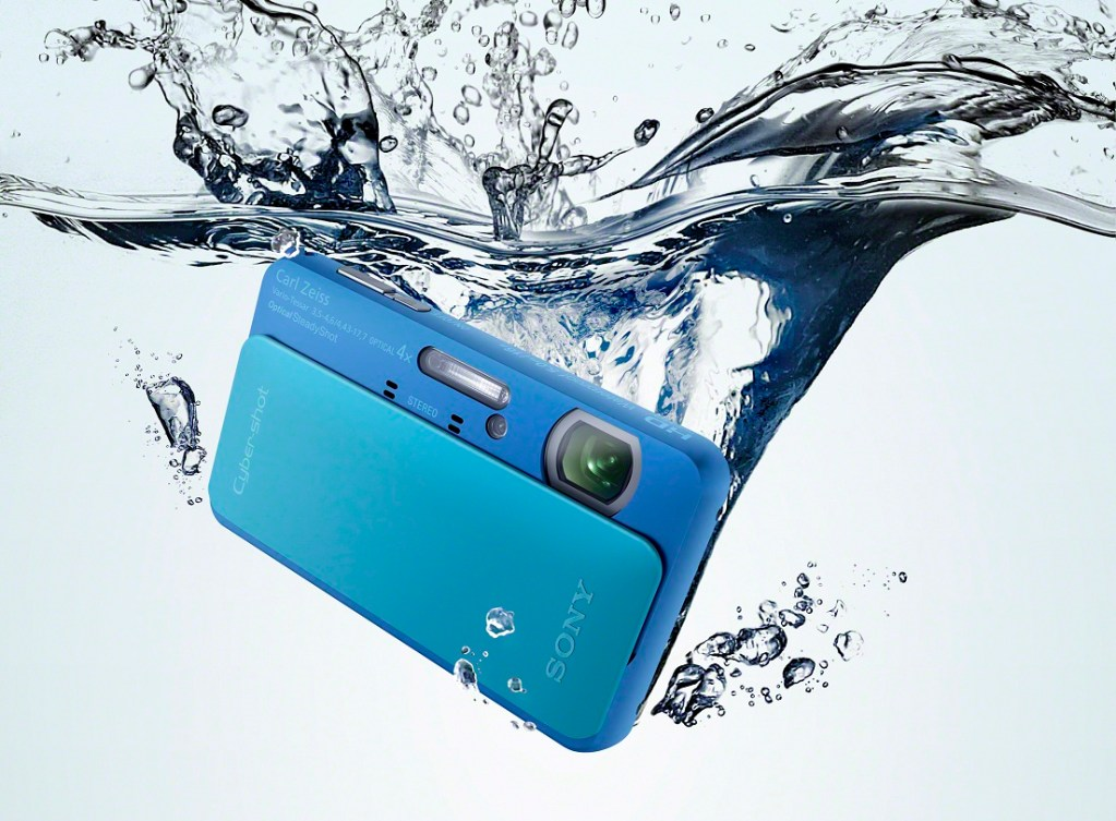 Sony Delivers Slim Styles with New Range of Cyber-shot Digital Cameras