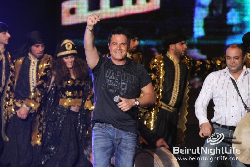 """The Oriental Night 6"": A Lebanese Music Extravaganza"
