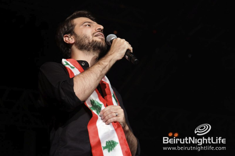 Sami Yusuf's Groundbreaking Performance at Beirut Souks