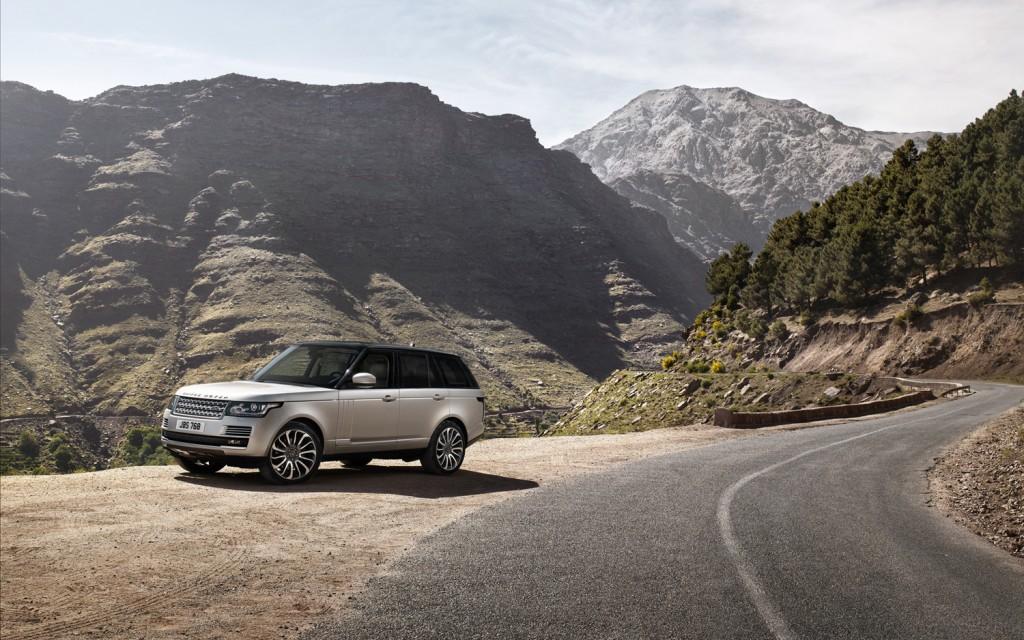 The New 2013 Range Rover