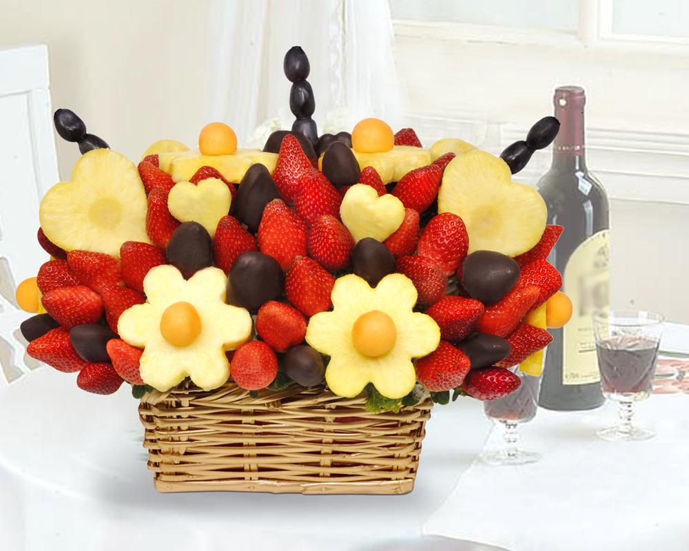 Yummi Bouquet: Fusion Bouquet