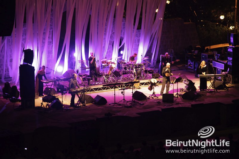 Dead Can Dance the Epic Concert Event in Lebanon