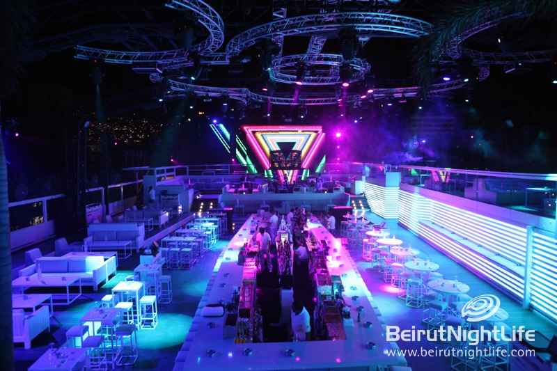 Reliving Summer 2012 at White Beirut
