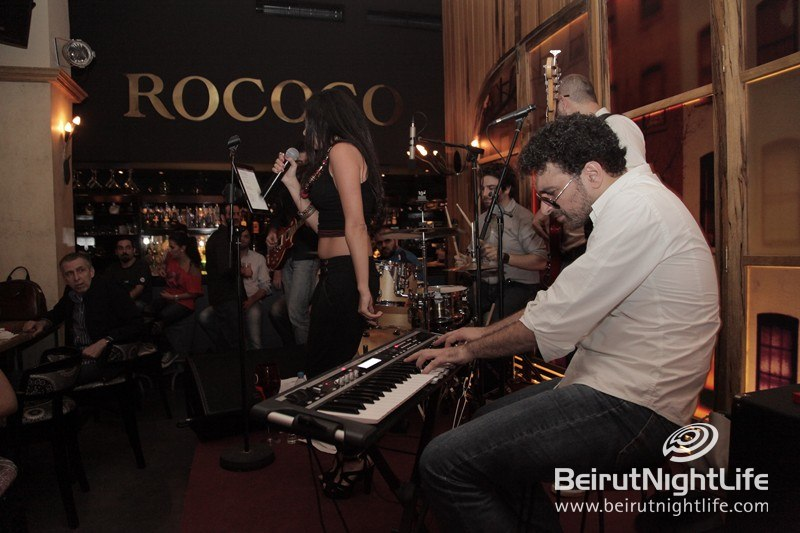 Lil'P Performs Live at Rococo